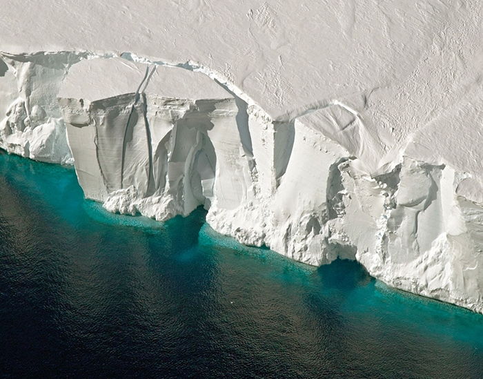 The Average Ice Sheet Thickness In Antarctica Is 1 Mile