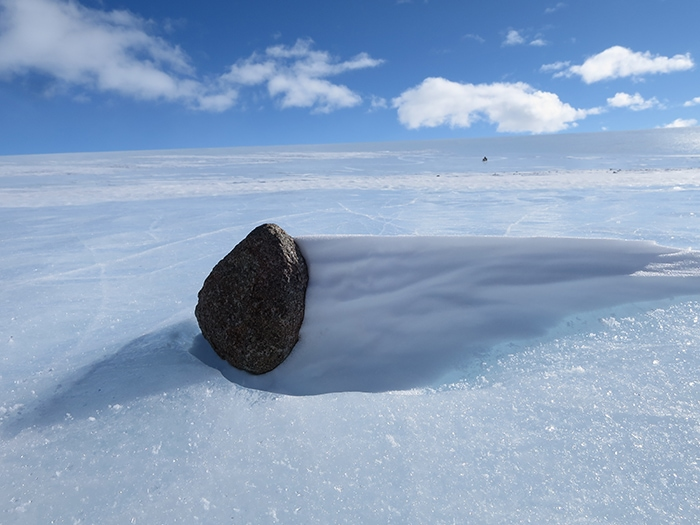 More Meteorites Are Found In Antarctica Than Anywhere Else In The World