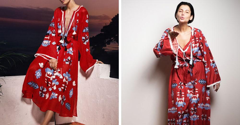 Дизайнер из Литвы заказала в интернете красивые платья, а пришли некрасивые. Но она смогла привести их в порядок