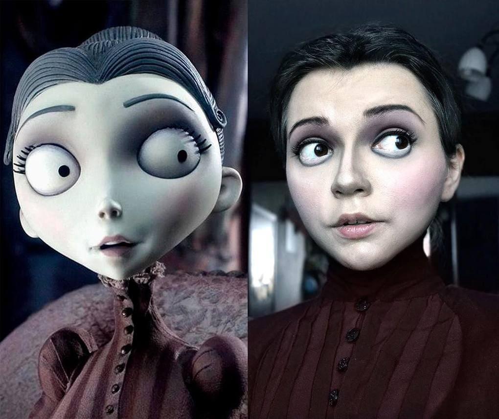 Девушка из России знает толк в косплее и мастерски перевоплощается в любимых персонажей 3