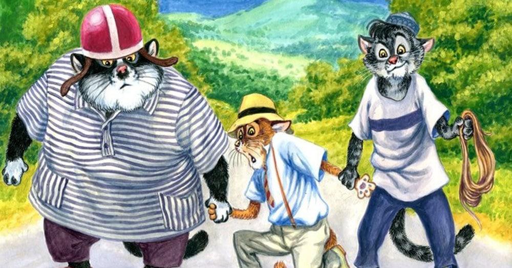 Художник из России представил, что будет, если актёров в известных фильмах заменить котами