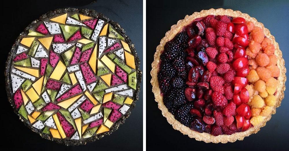 20 идеальных пирогов, от вида которых ваш внутренний перфекционист будет сыт