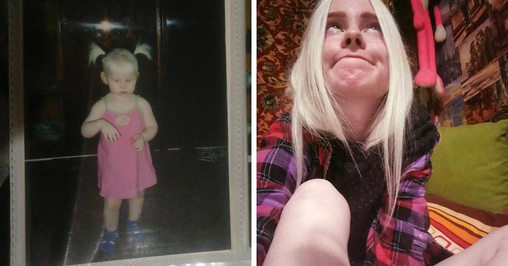 Люди делятся своими детскими фото и сравнивают, как они выглядели тогда и сейчас 2