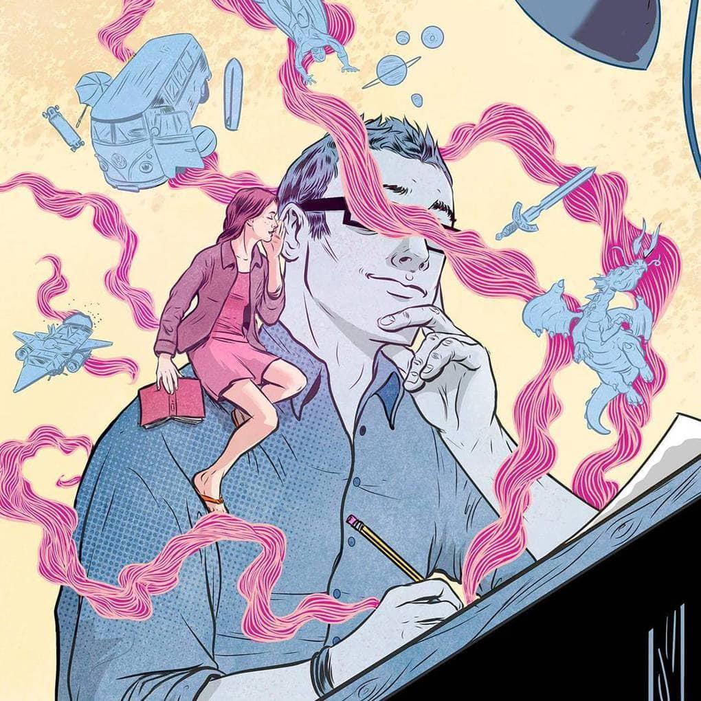 Испанский иллюстратор рисует жизненные карикатуры и вытаскивает наружу всё, что мы не хотим видеть 10