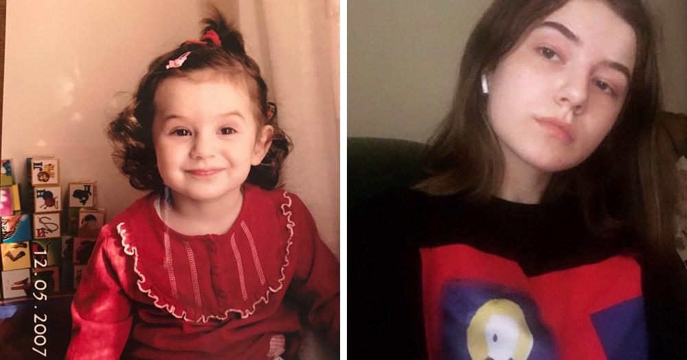 Люди делятся своими детскими фото и сравнивают, как они выглядели тогда и сейчас 1
