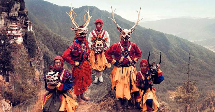 Фотограф делает снимки исчезающих племён со всего мира, которые показывают, что такое «самобытность»