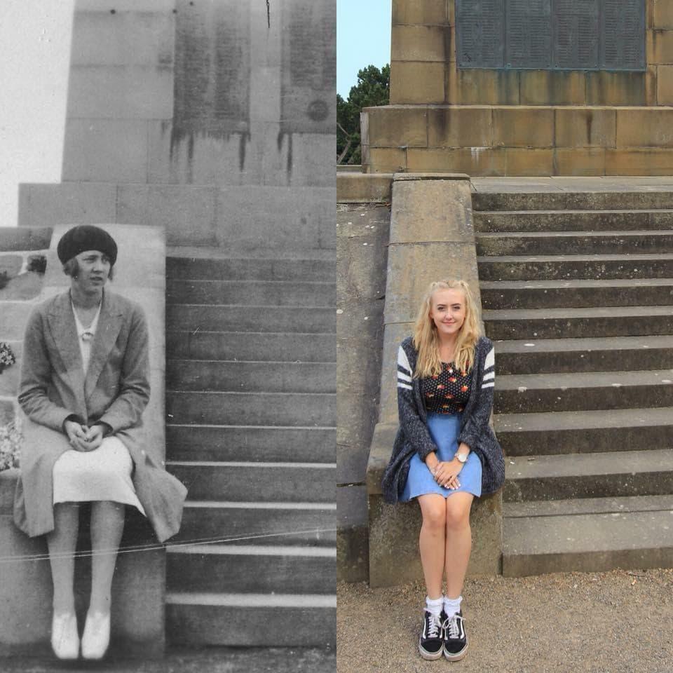 Люди делятся своими детскими фото и сравнивают, как они выглядели тогда и сейчас 17