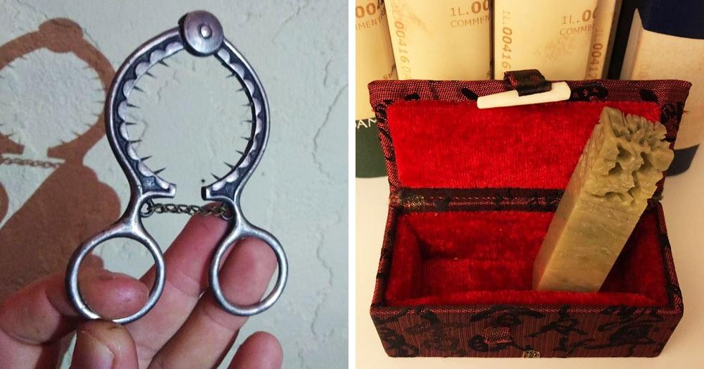 15 странных штук, смысл которых не знали даже их владельцы. Пока им не объяснили интернет-Шерлоки