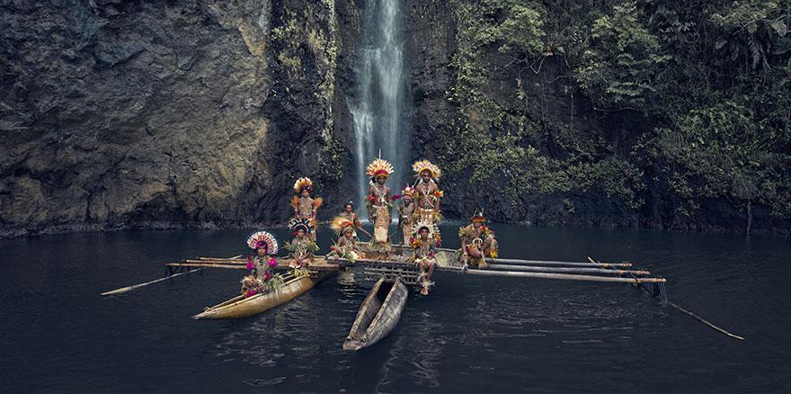 Uramana Clan, Amuioan, Tufi, Papua New Guinea