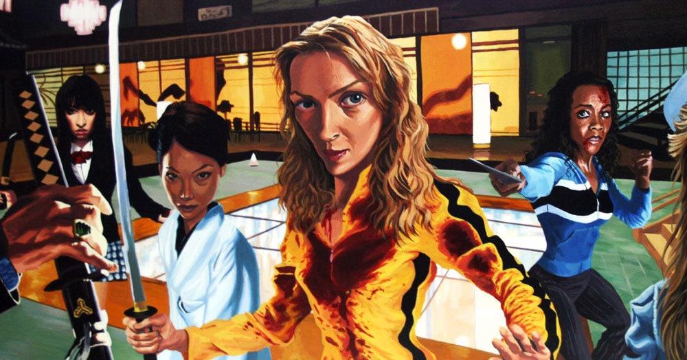 Художник из Америки рисует атмосферные иллюстрации по мотивам популярных голливудских фильмов