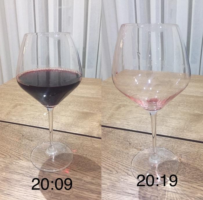 20:09 - 20:19 челлендж 10yearschallenge, Вино, Киндзмараули
