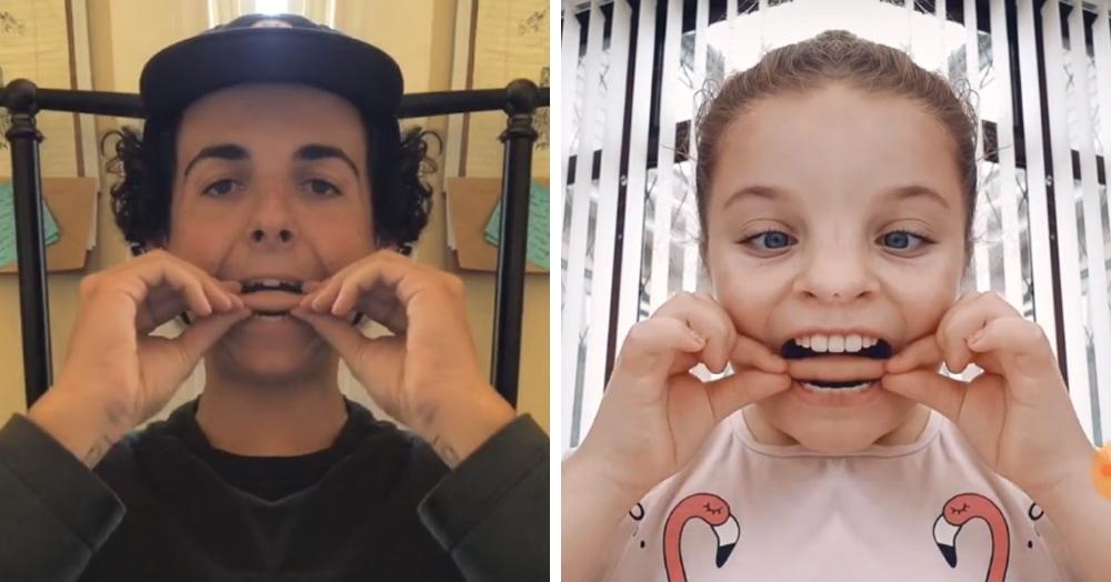 Подростки едят свои пальцы на видео. Как они это делают и зачем