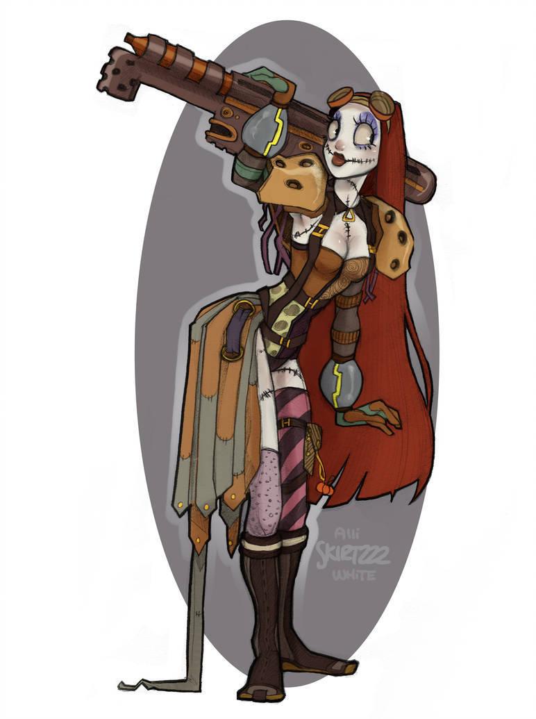 Alchemist Sally by Skirtzzz