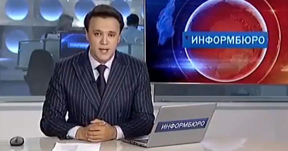 Пользователи сети сравнили речь казахского ведущего со звуком мотора, который заводят в сильный мороз