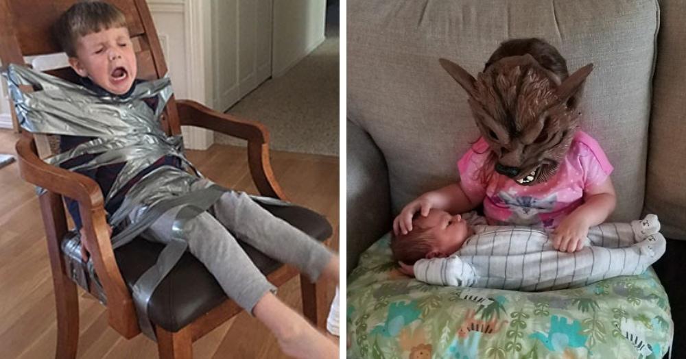 20 фотографий, которые показывают, почему быть единственным ребёнком в семье не так уж плохо