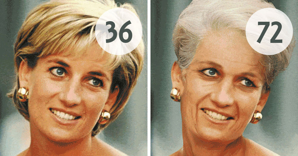 Дизайнеры показали, как выглядели бы в старости известные люди, которые умерли слишком рано