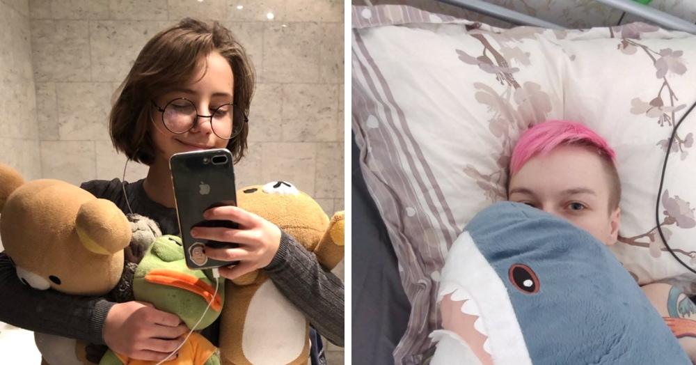 Люди делятся милыми историями о мягких игрушках, без которых они не могут заснуть, даже повзрослев