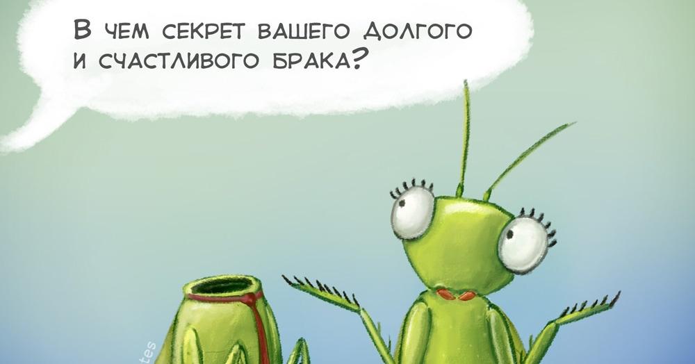 15 необычных иллюстраций с порцией хорошего юмора от Гражданина Пройдемтес