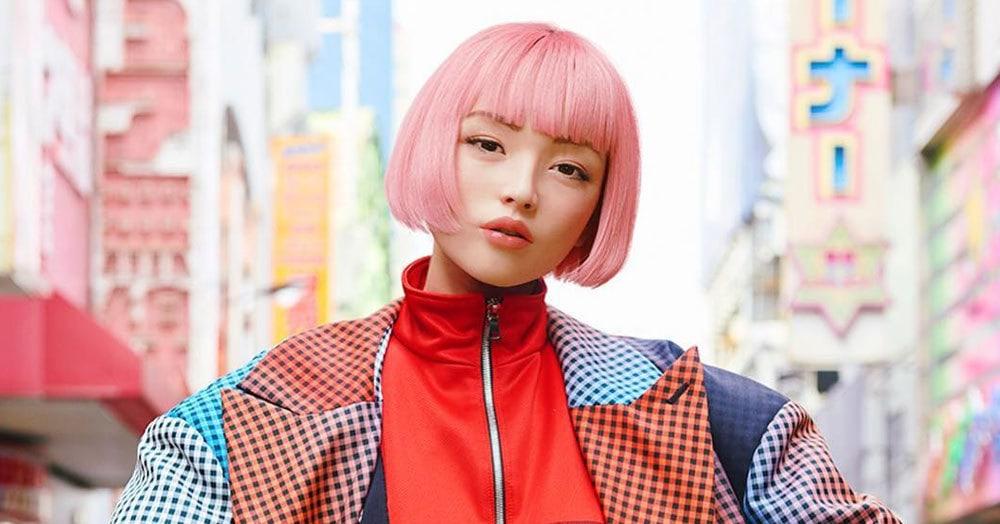 Модель из Японии покоряет соцсети и красуется на обложках журналов, но на самом деле её нет
