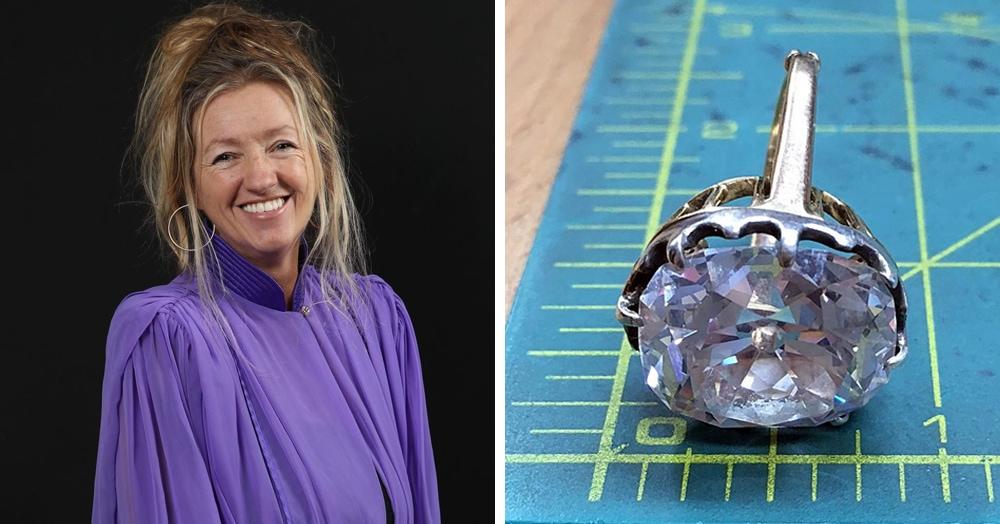 33 года назад британка купила кольцо на барахолке. Она и не догадывалась, что оно стоит 40 миллионов