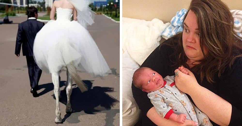 20 неловких семейных фотографий, от которых хочется смеяться, плакать и искать у себя такие же