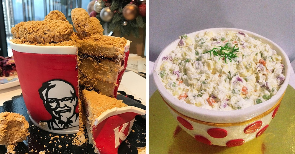 Кондитер из Санкт-Петербурга готовит блюда-обманки, каждое из которых, как ни странно — торт