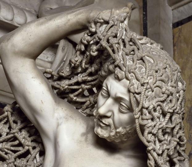 el desengano red marmol 4 - В сети обратили внимание на скульптуру 18 века: люди не могут поверить в то, что она ВСЯ из мрамора