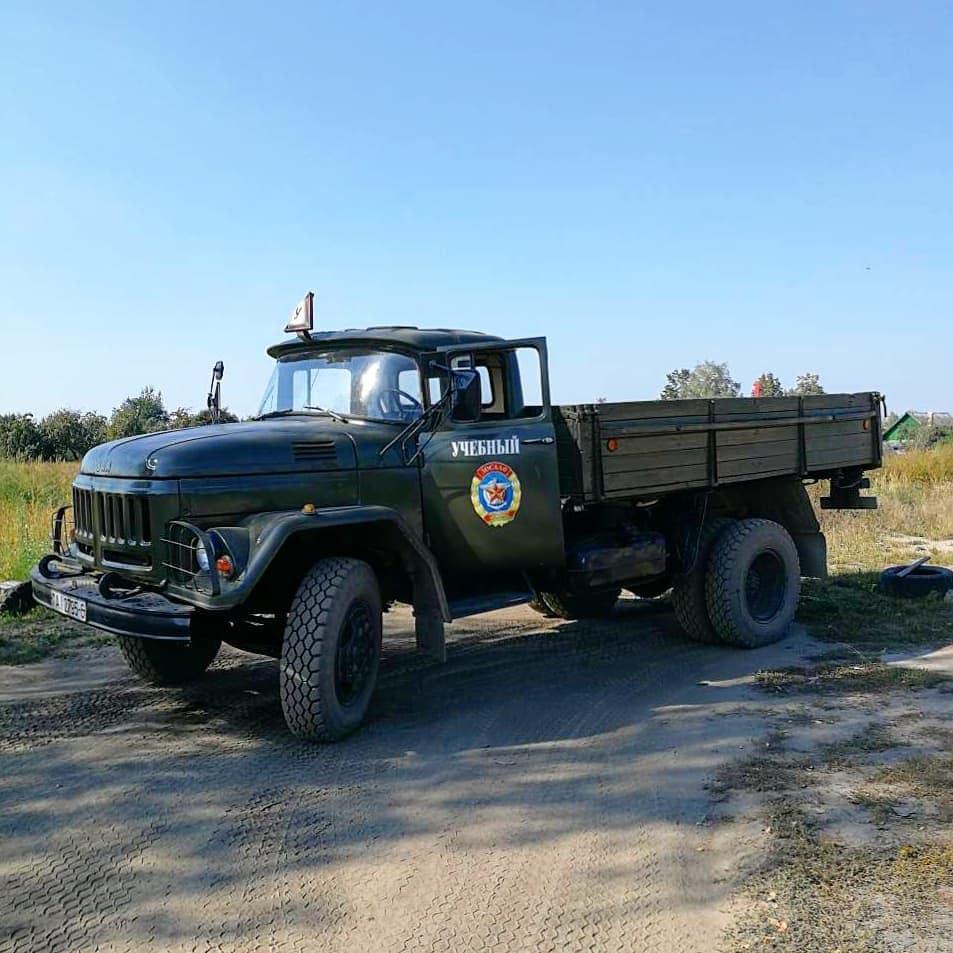 sasha truck 47691846 803604116644115 8043809540845346797 n - Девушка из Белоруссии рассказывает в своём Инстаграме, как осуществить мечту и стать дальнобойщицей