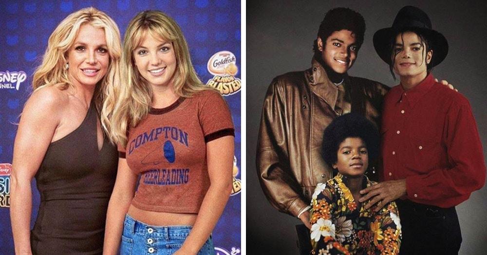 Мастер фотошопа показал знаменитых музыкантов бок о бок с их версиями из прошлого
