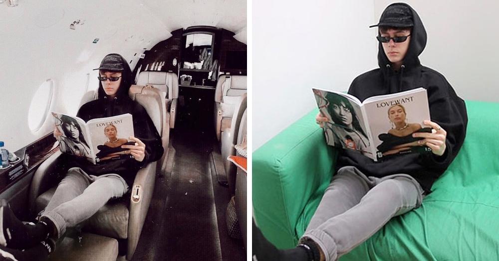 Блогер неделю притворялся богатым в Инстаграме при помощи фотошопа. Подписчики не заметили подвоха
