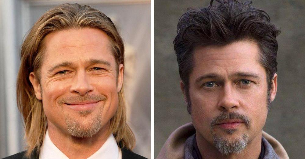 Тест: Сможете ли вы угадать, каков натуральный цвет волос этих знаменитостей?