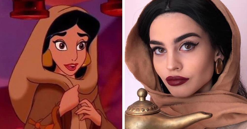 20 образов от девушки из Греции, которая обожает перевоплощаться в различных персонажей