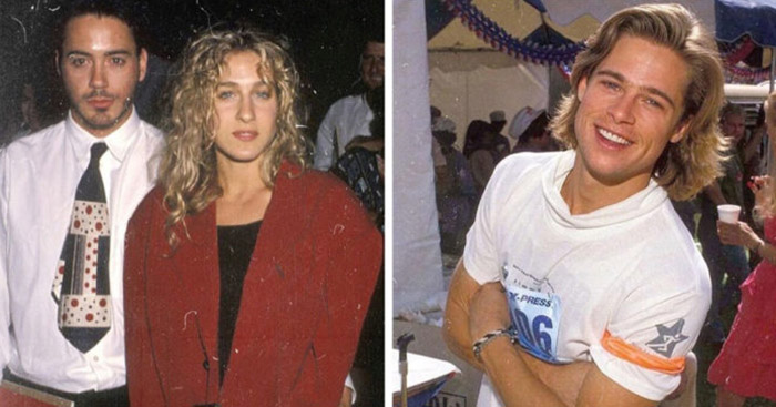 23 снимка западных звёзд из 90-х, которые словно машина времени отправят вас на 30 лет назад