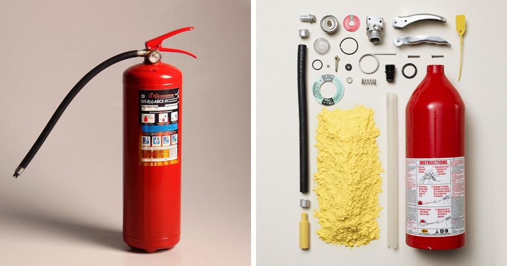 Фотограф разбирает вещи на части и даёт всем желающим заглянуть во внутренности привычных предметов
