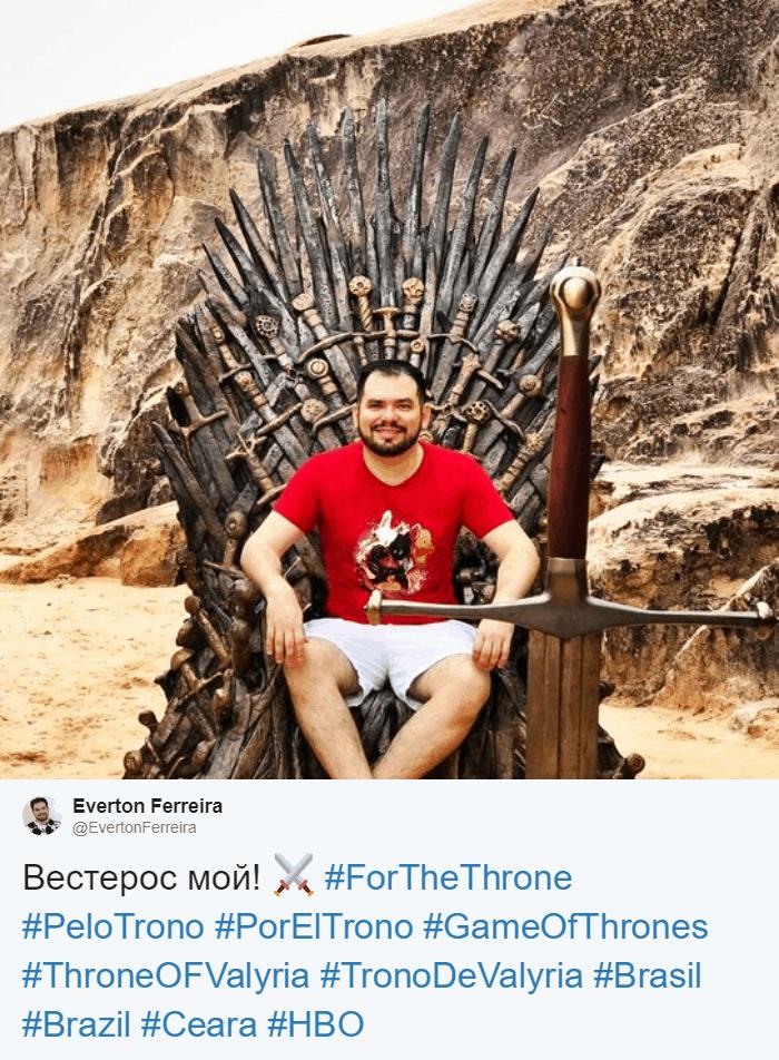 bez nazvaniya 6 9 - Фанаты «Игры престолов» ищут Железные троны, которые канал HBO надёжно спрятал в разных уголках мира