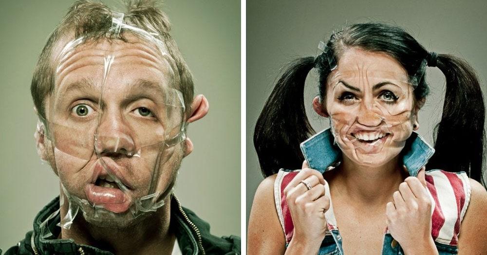 «Скотч» — креативный проект от фотографа из Нью-Мексико, который пугает, шокирует и вызывает улыбку
