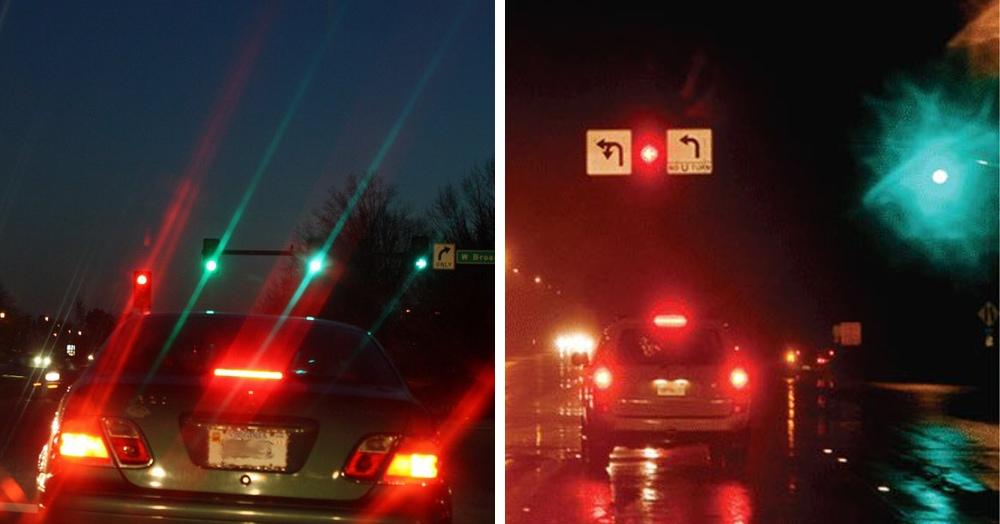 Парень выложил два снимка. Глядя на них, люди нашли проблемы со зрением, о которых не подозревали