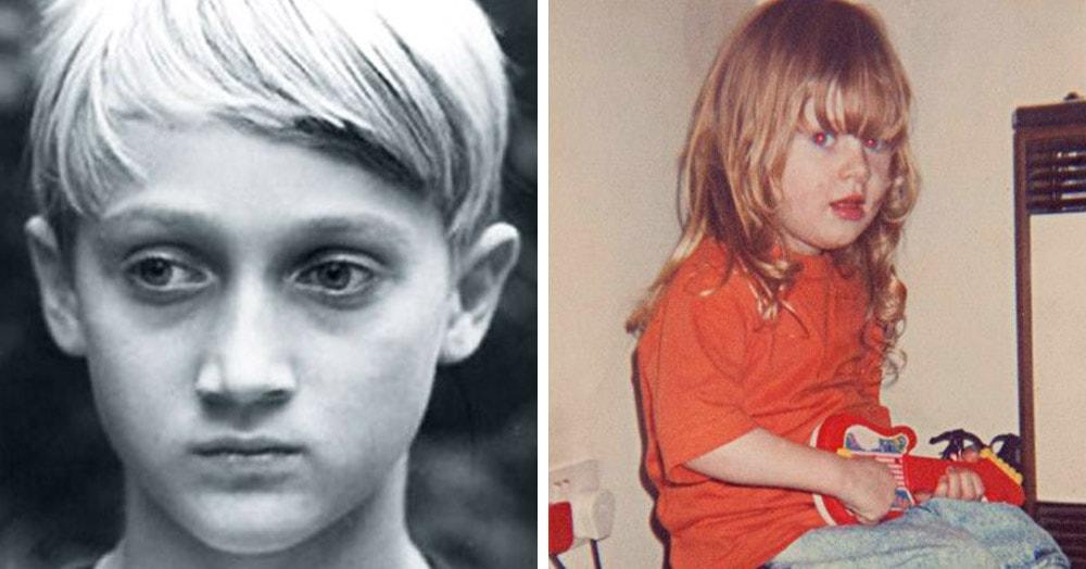 Тест: Сможете ли вы узнать знаменитость по детской фотографии?