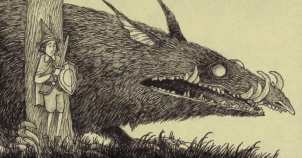 20 зловещих иллюстраций, в которых художник воплотил все ваши жуткие кошмары