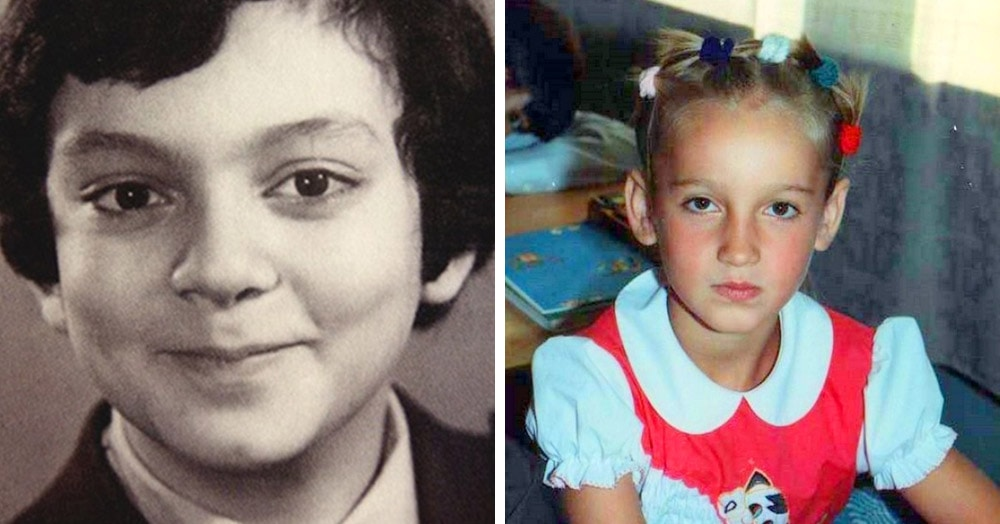 Тест: Сможете ли вы узнать отечественную знаменитость по детской фотографии?