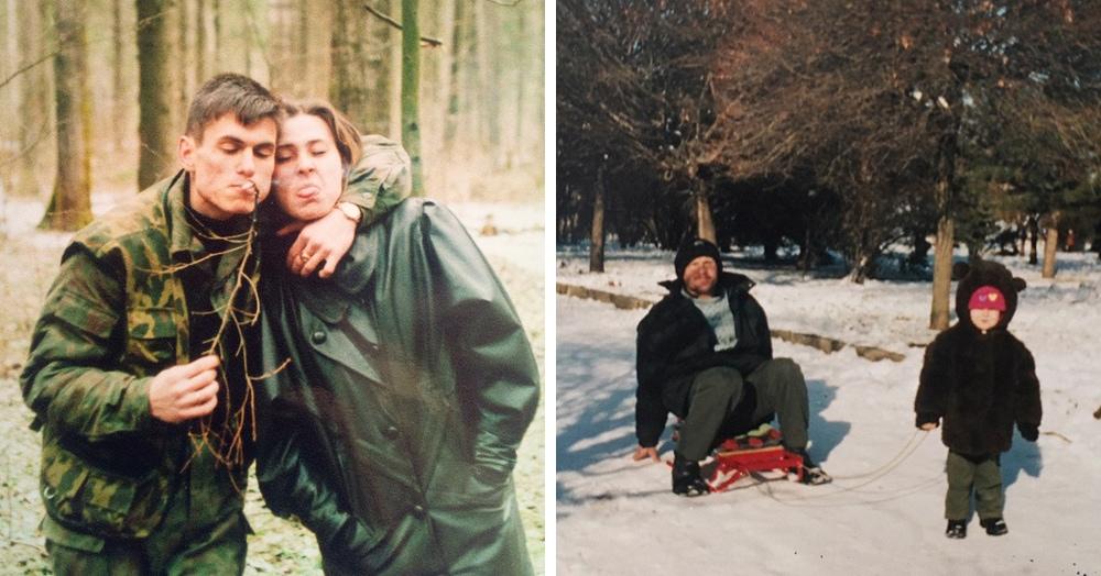 25 ламповых фотографий из семейных альбомов, от которых на душе становится тепло и уютно