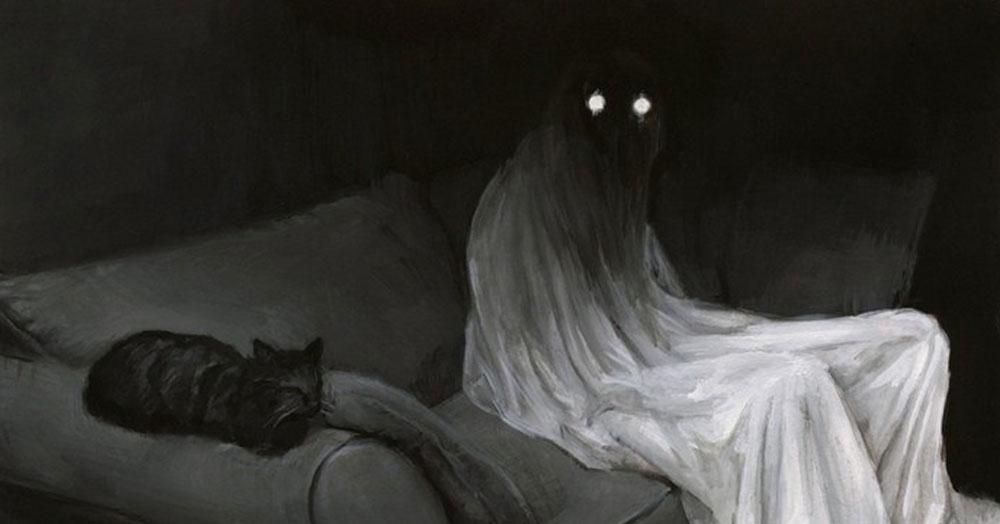 Художник из Пенсильвании рисует мрачные иллюстрации, которые напомнят вам о ваших страхах
