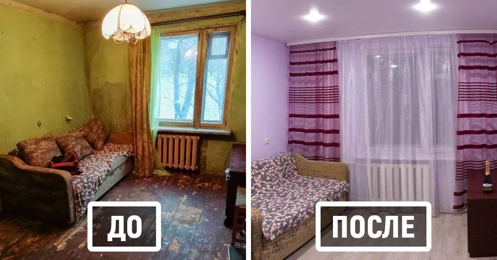 Супергерой из Екатеринбурга! Строитель делает бесплатный ремонт для ветеранов и пенсионеров города