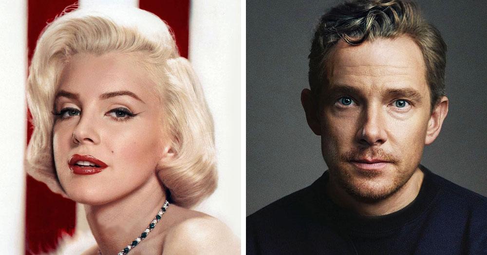 Француз круто объединяет портреты двух знаменитостей в один, и его оценили даже сами звёздные модели