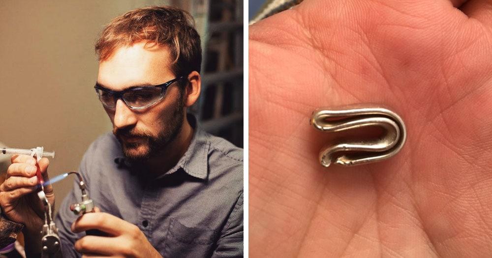Ювелир рассказал и показал, как возвращает к жизни кольца, даже когда кажется, что их уже не спасти