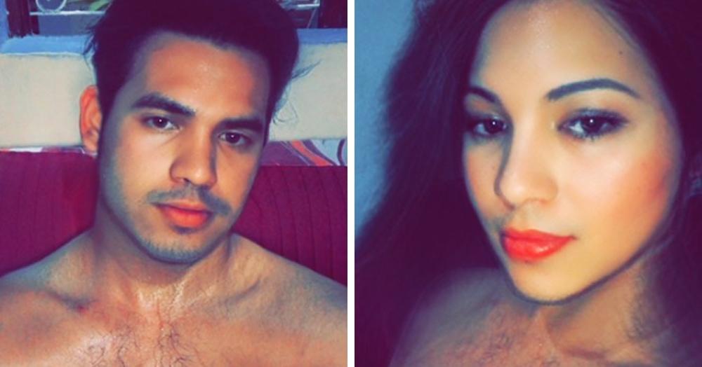 В Snapchat появился фильтр, который делает из парней девушек и наоборот. И соцсети уже не остановить
