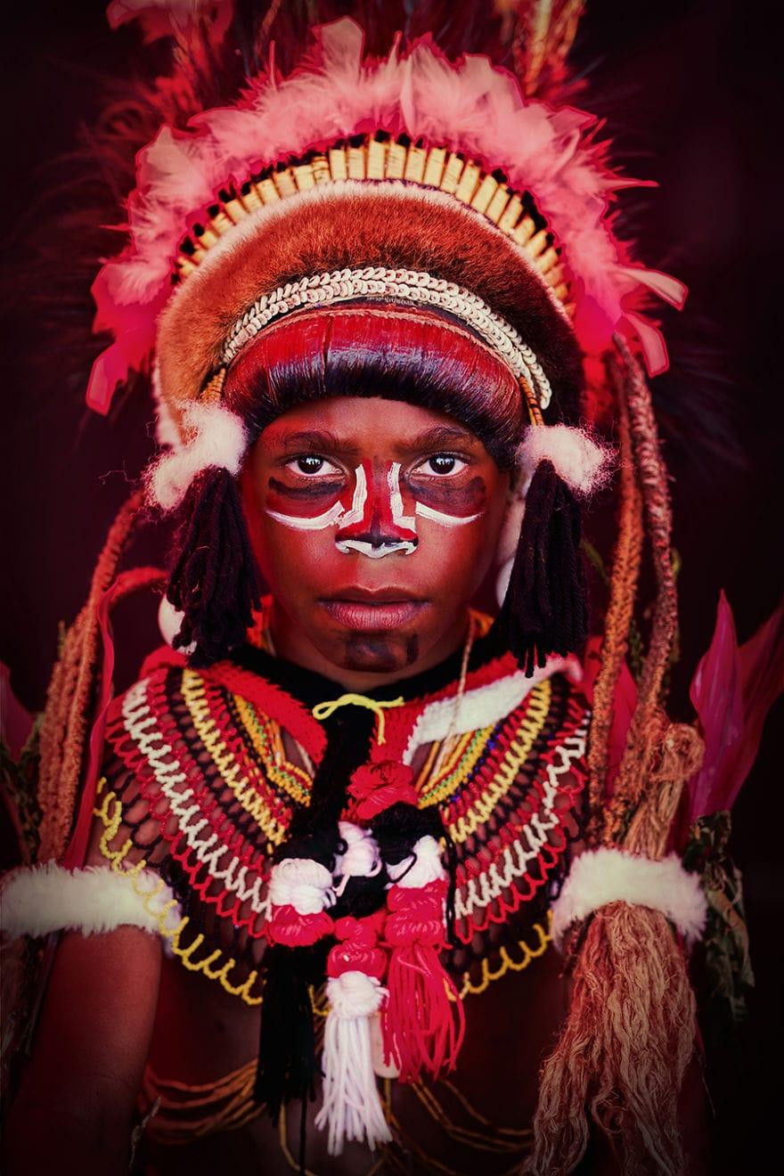 011 alexander khimushin 5d06daf932107  880 - «Мир в лицах» — проект, в котором фотограф из России показывает коренных жителей древних народов мира