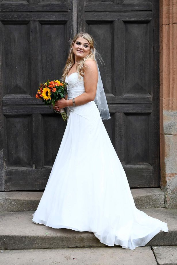 0 thp chp 230619slug 8422jpg - Невеста хотела выглядеть красиво на своей свадьбе. 4 месяца и 30 килограммов спустя её не узнать!