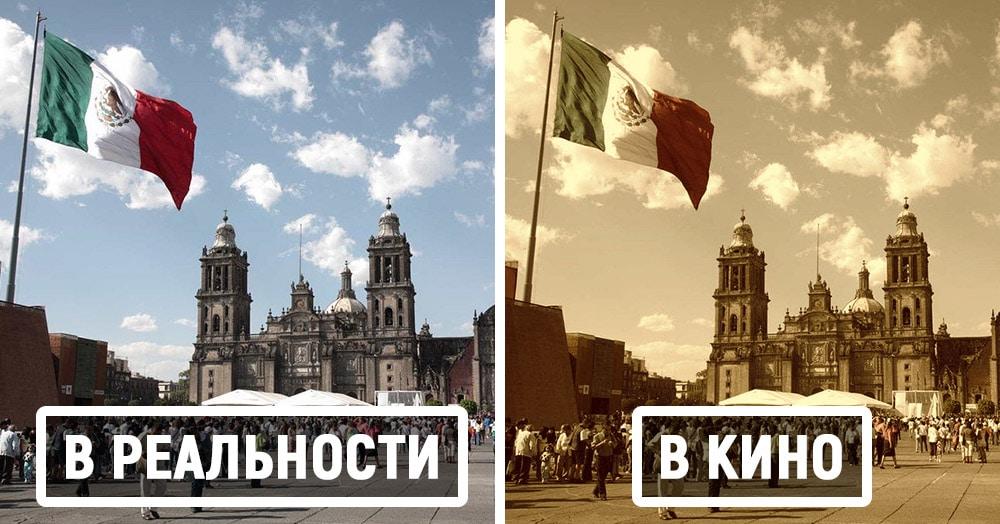 В сети заметили, что Мексика всегда выглядит одинаково в американских фильмах. Теперь это мем