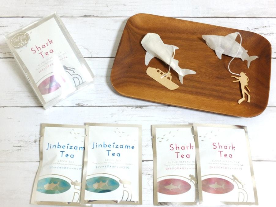 15 3 - Японская компания сделала чайные пакетики в виде существ, которыми можно удивить и напугать гостей